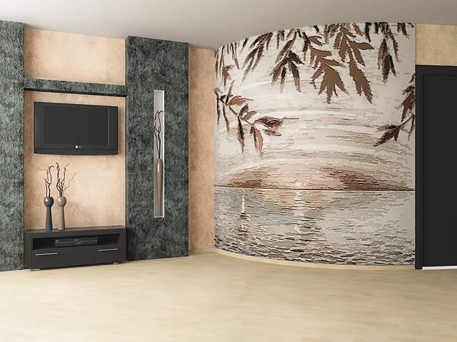 Декоративная роспись в интерьерах