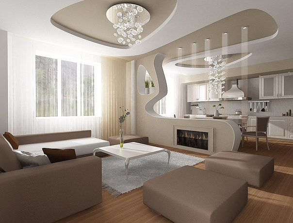 Дизайн малогабаритной однокомнатной квартиры