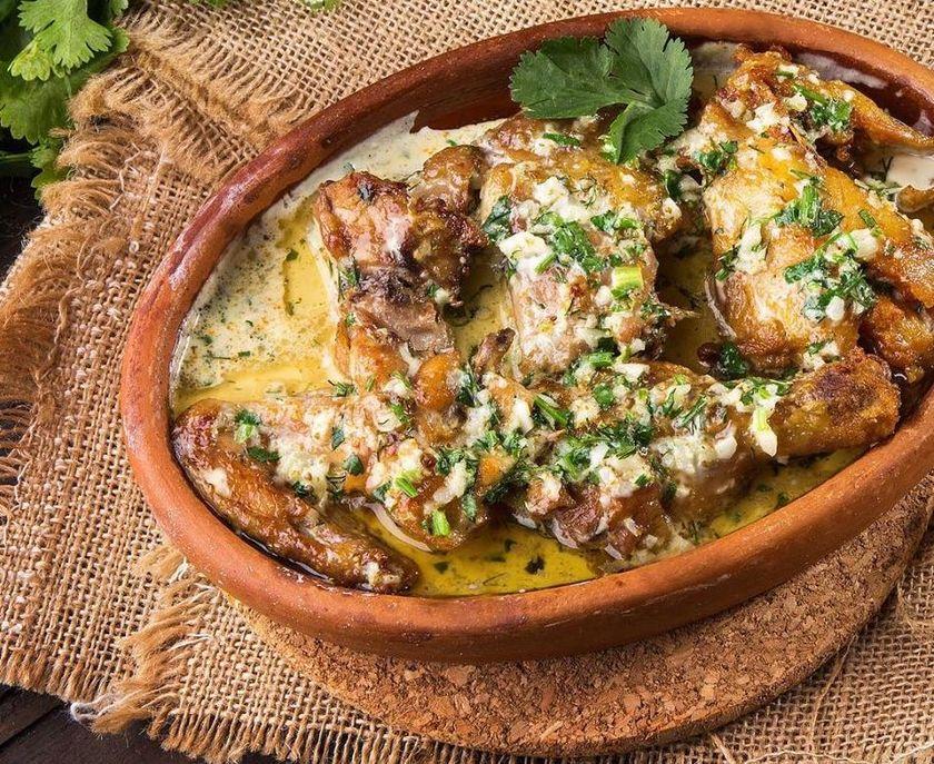 грузинские блюда с картинками и названиями