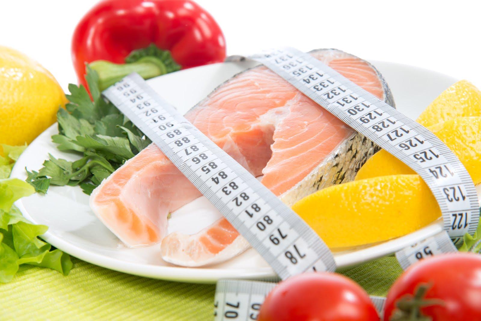Как похудеть женщине рыбе