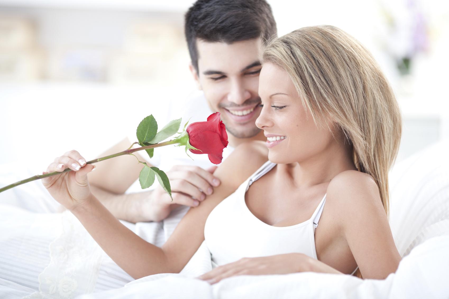 на каком этапе отношений мужчина прив¤зываетс¤ к женщине