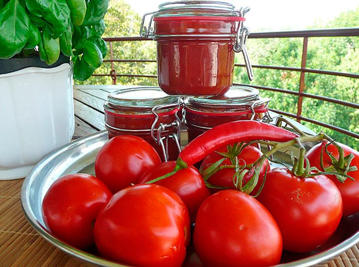 Кетчуп с помидорами в домашних условиях на зиму
