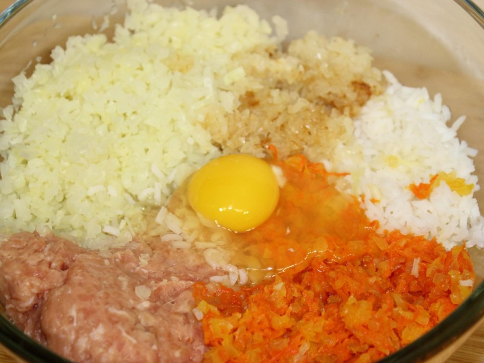 Как сделать рис в форме стакана