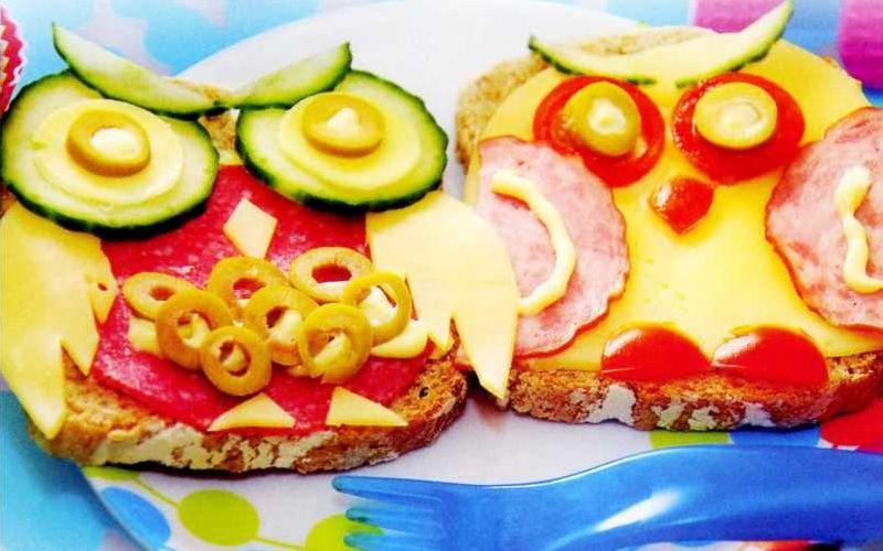 Как сделать самой бутерброды 258