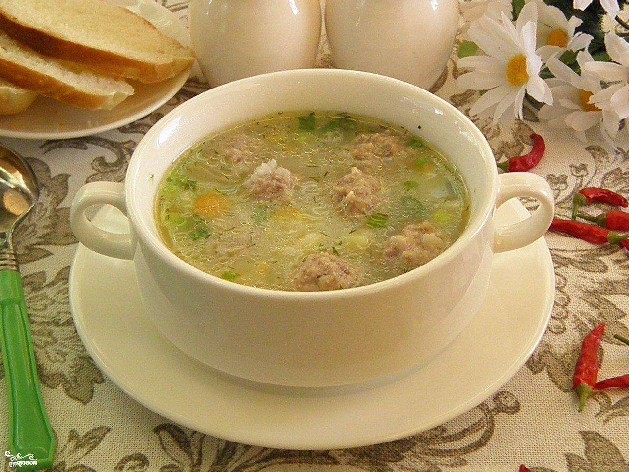 Суп из щуки рецепт пошагово с рисом