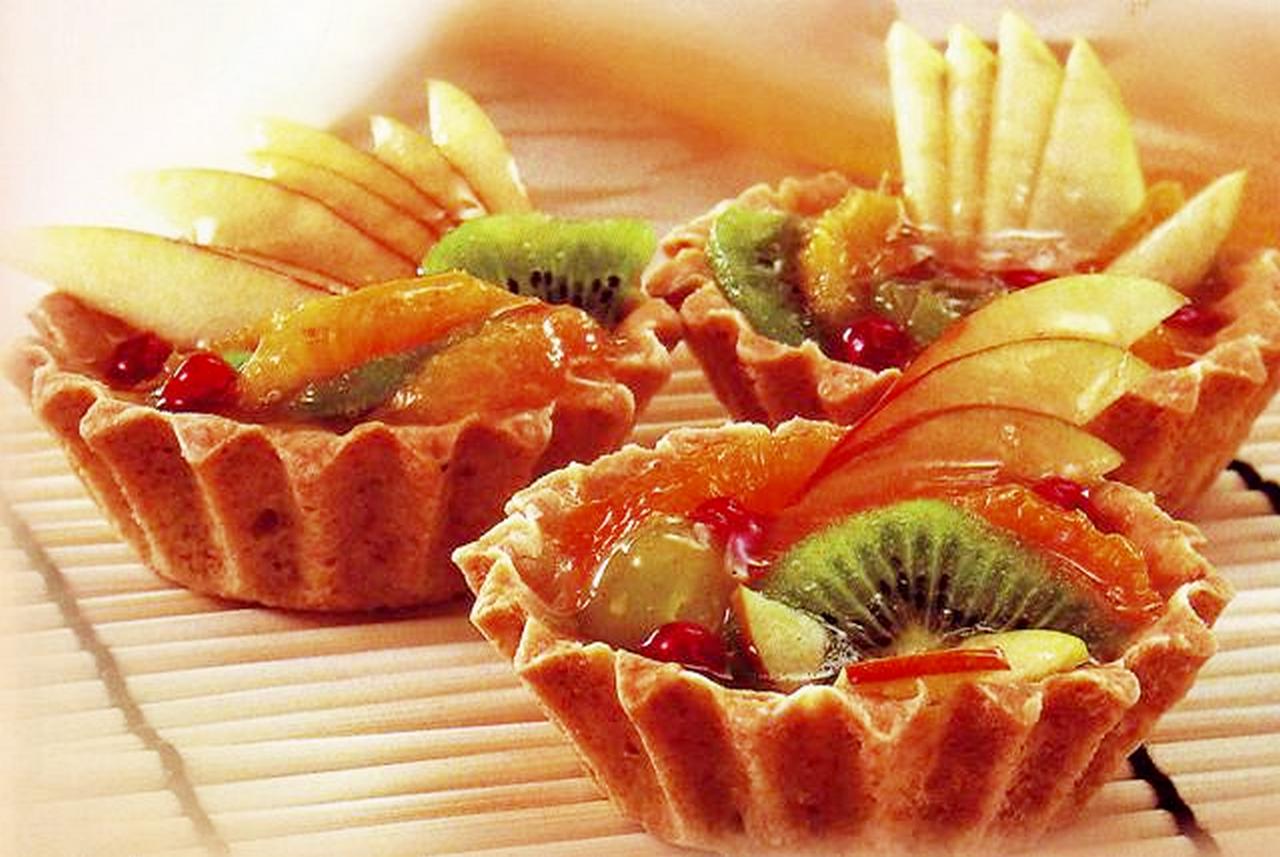 данное фруктовые корзиночки рецепт с фото церемонии открытия