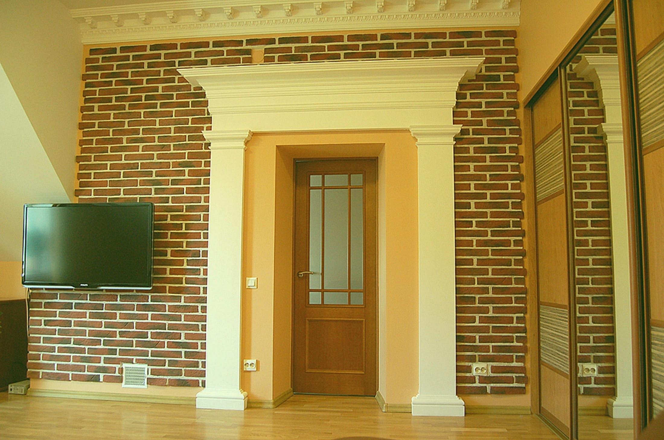 временем оформить портал двери декоративным камнем фото был социологом