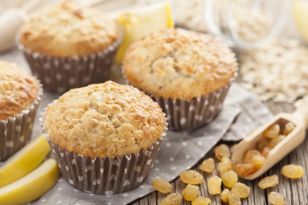 Творожные кексы диетические рецепты с фото